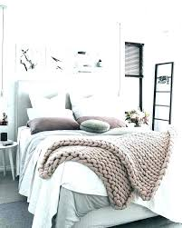 Yellow And White Bedroom Ideas Rose Gold Blanket Rose Gold Blanket ...