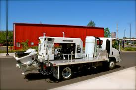 custom putzmeister concrete pumps for truck mounted 2107 putzmeister city pump for