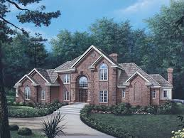 Briarcrest Luxury Two Story Home Plan D    House Plans and MoreBriarcrest Luxury Two Story Home  HOUSE PLAN