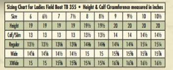 Treadstone Size Charts Sandbox Glt Site