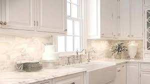 marble tile backsplash kitchen marble tile amazing collection in kitchen design white decor tumbled marble tile