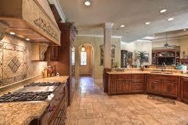 custom home interior. Kings Lake Custom Home Mediterranean-kitchen Interior