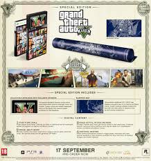 buy grand theft auto v special edition on xbox uk special features