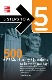steps to a ap u s history questions to know by test day steps to a on the advanced placement examinations jpeg ward churchill 9 11 essay controversy new extreme