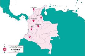 Medellin Airport Chart Medellin Factfile Medellincolombia Co