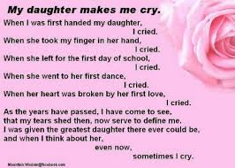 I Love My Daughters Quotes