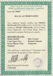 Halal Certificate Europe Fulfillment