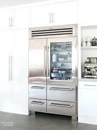 kitchenaid 48 refrigerator. Built In Refrigerators 48 Sub Zero Pro Price Amazing Refrigerator Inch Stainless Steel With Regard To Kitchenaid