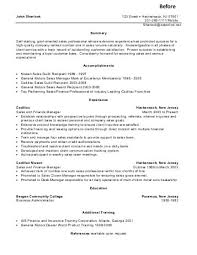 Ideas of Sales Consultant Resume Sample With Summary Sample
