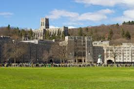 gray matter so you want to go to west point com a crowd gathers at the united states academy west point ny washington