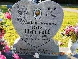 """Ashley Breanne """"Brie"""" Harvill (1989-2006) - Find A Grave Memorial"""