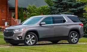 2018 chevrolet traverse redesign. plain redesign 2018 chevy traverse review photo on chevrolet traverse redesign o