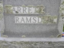 Ida Garrett Ramsdell (1879-1973) - Find A Grave Memorial