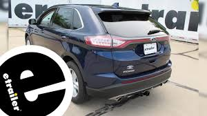ford edge hitch wiring experience of wiring diagram • install trailer wiring 2016 ford edge 118669 etrailer com rh com 2011 ford edge trailer hitch wiring ford escape trailer wiring harness