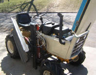 cub cadet mowers cub cadet garden tractor john wanted the biggest engine repower that would fit in his super cub cadet he went the 35 hp vanguard engine repower