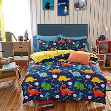 eikei home dinosaurs bedding children