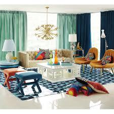 baxter sofa  modern furniture  jonathan adler
