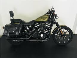 harley davidson sportster 883 iron metalheads motorcycles