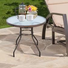 round patio dining tables patio