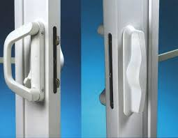 full image for anderson sliding glass door keyed lock sliding door lockset with key image of