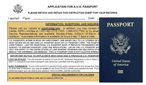 Passport Renewal Application Form Stunning Tips For Passport Application Passports TravelingMom