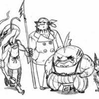 <b>Fishbone</b> Gang   Skullgirls Wiki   Fandom