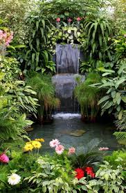 Small Picture Best 20 Garden waterfall ideas on Pinterest Diy waterfall
