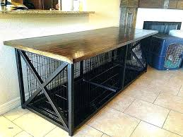 How to make a dog crate Pet Kennel Diy Dog Crate Table Top Dog Crate Furniture Wood Cover Table Top How To Make End Furniture Style Dog Crate Diy Dog Crate Table Top Plans Repossessedmotorcyclesinfo Diy Dog Crate Table Top Dog Crate Furniture Wood Cover Table Top How