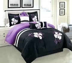 navy blue comforter