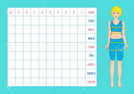 Sewing Measurement Conversion Chart Women U S Printable Body Measurement Chart