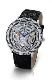 17 best images about disney watches clocks men s tiger watch from the into the wild collection from le vian time zag 177 8 designer watches you should know about for 2014