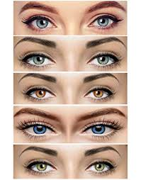 Bausch And Lomb Contact Lenses Color Chart Contact Lenses Buy Contact Lenses Online At Best Prices In
