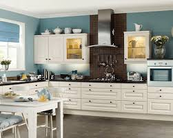 Wall Color For White Kitchen Kitchen Colors With White Cabinets Home Furniture Design Miserv