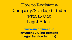 How To Register A Company How To Register A Company Startup Company With Inc 29