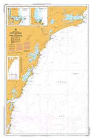Tide Chart Port Stephens Nautical Chart Aus 809 Port Jackson To Port Stephens 2000