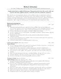general maintenance resumes maintenance job description template resume for maintenance