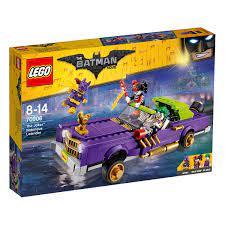 Nơi bán Bộ đồ chơi LEGO Batman Movie - Xế Độ Của Joker 70906 (433 Mảnh  Ghép) giá rẻ nhất tháng 03/2021