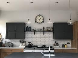 Kitchen Globe Lights Hereford Globe Pendant Light