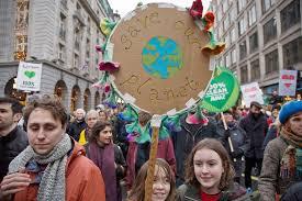 compelling argumentative essay topics climate change protest