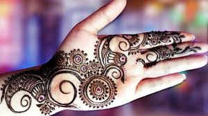 A Beautiful Mehndi Designs 25 Beautiful Mehndi Designs For Beginners That You Can Try