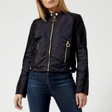 tommy hilfiger x gigi women s nylon er jacket midnight multi image 1