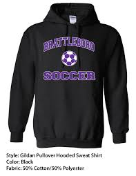 Gildan 18500 Size Chart Bams Soccer Gildan 18500 Pullover Hoodie