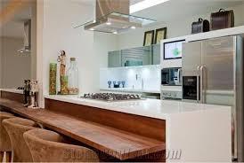 engineered stone artificial marble countertop for kitchen design white quartz artificial marble countertop