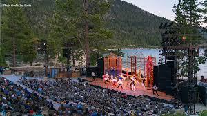 Lake Tahoe Shakespeare Festival Reno Tahoe