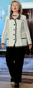 hillary clinton full body. extraordinary experience: hillary clinton advised prince william and kate middleton to just enjoy their wedding full body d
