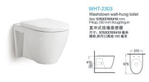 wall hung toilet back to wall toilets