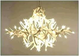faux white antler chandelier antler chandelier post white faux antler chandelier uk