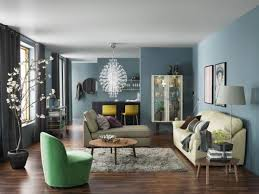 blue is a popular color during the summer time the blue painted walls make a
