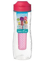 <b>Бутылка для воды</b> Тритан 800мл <b>Sistema</b> 4505088 в интернет ...