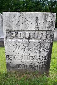 Polly Gardner Hood (1796-1852) - Find A Grave Memorial